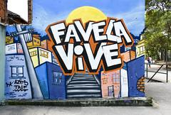 _EDU4145 (Radis Comunicação e Saúde) Tags: produção de capa resistência matéria por luiz felipe stevanim favela parque alegria grafite grafiteiros thiago taif diego azeredo revista radis 187 comunicação e saúde