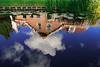 20170912-Canon EOS 750D-8484 (Bartek Rozanski) Tags: zoeterwoude zuidholland netherlands house reflection summer holland greenheart groenehart dutch
