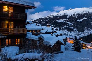 Grimentz à l'heure bleue (Switzerland)