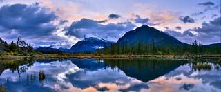 A Banff Morning