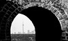 Toronto Skyline from Fort Mississauga Tunnel (Ground State Photos) Tags: toronto skyline 1812 warof1812 historic fort fortmississauga notl niagara niagaraonthelake ontario canada