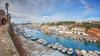 (117/18) El Port Antic (Pablo Arias) Tags: pabloarias photoshop photomatix capturenxd españa cielo nubes arquitectura agua mar mediterráneo puente bote barco yate puerto ciudadela menorca