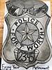 police retirement (backhomebakerytx) Tags: cake police man fort worth retirement