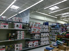 Garden Center/main store transition (l_dawg2000) Tags: 2000 2000s christmas departmentstore discountstore grocery holidays holidays2013 mississippi ms olivebranch retail store supercenter wallyworld walmart xmas unitedstates usa