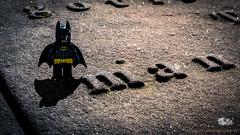 Bat...Man (Frédéric J) Tags: pcr nuit poselongue strasbourg toy toys lego legophotography legostagram batman gotham movie comic dc