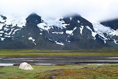 Langjökull (~janne) Tags: kamera fluss langjökull e520 europa gewässer eis island berge kjalvegur gletscher zelt natur umwelt glacier icland wasser camp camping environment europe olympus river tent water