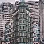San Francisco California - Columbus Tower aka Sentinel Building thumbnail