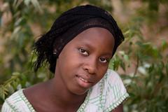 Sur les rives du fleuve Sénegal. (claude gourlay) Tags: sénégal afrique africa claudegourlay portrait retrato ritratti fleuve podor
