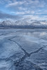 Knik River Kraks (Gary Randall) Tags: gar90982 alaska palmeralaska knikriver frozen river ice chugachmountains chugach landscapephotography