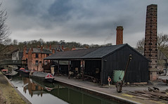 The Black Country Living Museum (Rocacidi) Tags: blackcountrylivingmuseum industry history historic water canal boat