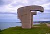 Elogio del Horizonte (cvielba) Tags: asturias cantabrico chillida estatua gijon mar