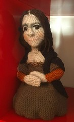 amigurumi Mona (krillmerma) Tags: amigurumi mona lisa crochet