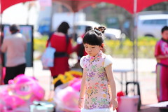 IMG_1534M Girl portrait (陳炯垣) Tags: girl street portrait cute