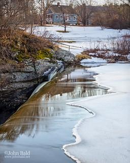 Late Winter, Portland, Maine  (86607)