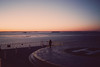 Light on water (tropeone) Tags: sunset scandinavia sky finland helsinki suomenlahti sea water 35mm baltic jenna portrait