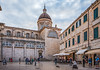 Cathedral of the Assumption (fotofrysk) Tags: cathedraloftheassumption church cathedral dome tourists square pjaca piazza buildings architecture istriamontenegroroadtrip croatia dubrovnik adriaticcoast dalmatiancoast sigmaex1020mmf456dch nikond7100201710089574