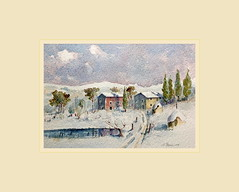 Pagliai (Franco Vannini) Tags: watercolour watercolor aquarelle aquarella acquerello acquarelle acuarela