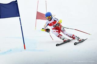 Grand Prix Slovakia 2018 in downhill skiing