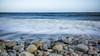 after the storm (Nancy Rose) Tags: 7867 longexposure atlantic queensland novascotia beach waves
