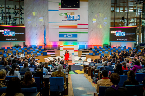 "Global Festival of Action for Sustainable Develpment #SDGglobalFEst 2018 • <a style=""font-size:0.8em;"" href=""http://www.flickr.com/photos/149457913@N04/40896612102/"" target=""_blank"">View on Flickr</a>"