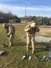 CTSX Knox (usarlegalcommand) Tags: us army reserver legal command cstx fort knox soldiers training col