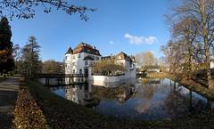 Leimental_14d (Thomas Jundt + CV) Tags: baselland bottmingen leimental panorama schloss schweiz weiherschloss