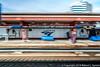 Amtrak 605 on 93, Wilmington, pan, 2018-03-22 (redheadedrobbie1) Tags: amtrak nec northeastcorridor siemens acs64 citiessprinter sprinter railroad railfan passenger electric locomotive motor catenary pan panshot