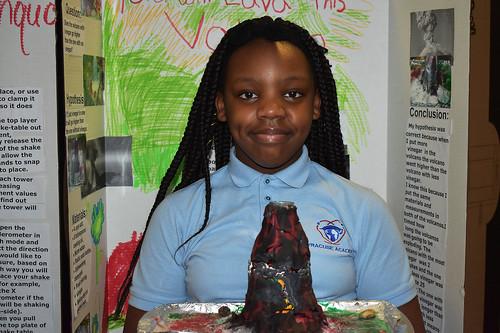 02/27/18 - Science Fair Winners at the Elementary School