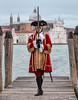 Venice. (_Anathemus_) Tags: venice venezia italy italia carnival carnevale 2018 costume mask sword pier water baroque architecture d750 portrait nikon