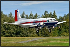 N30TN TransNorthern - Aleutian Air (Bob Garrard) Tags: n30tn transnorthern aleutian air douglas super dc3s dc3 c47 c50 amrican airlines flagship new jersey nc15579 anc panc