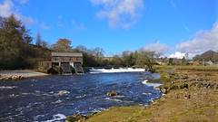Hydropower (42jph) Tags: oneplus3t oneplus 3t yorkshire uk england water river wharfe