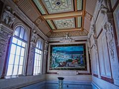 Marseille Colonie Grecque (thierrybalint) Tags: murs plafond musée museum beauxarts arts palais longchamp marseille grecque colonie palace wall ceiling painting