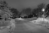 FlipSide (lclower19) Tags: storm snow street neighborhood lightpost odc dark