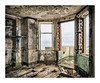 Room with a view. Torr Head. Northern Ireland. (moniquevantorenburg) Tags: urbex old roomwithaview northernireland torrhead nikcollection nikanalogefex olympusomdem5markii olympus124028pro mirrorless m43 mft microfourthirds building ruïne decay verval
