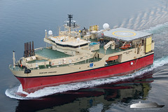 Ramform Vanguard (Aviation & Maritime) Tags: ramformvanguard pgs pgsgeophysicalas seismic seismographicresearchship seismographicresearchvessel researchship research researchvessel offshore bergen norway