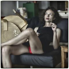 CHRISTELLE GEISER & AEON VON ZARK / NAKED EYE PROJECT BIENNE (AEON VON ZARK) Tags: christelle geiser naked eye project christellegeiser nakedeyeproject photographie photo