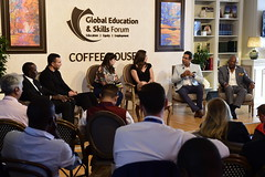 Coffee House Top of Their Game | GESF 2018 (#GESF Photos are available rights free.) Tags: natalie coughlin maggie macdonnell wasim akram brian lara wladimir klitschko dwight yorke gesf thecoffeehouse globaleducationskillsforum2018 globaleducationskillsforum varkeyfoundation atlantis thepalm dubai gesf2018 globalteacherprize 1millionaward changinglivesthrougheducation