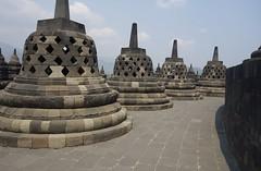 "INDONESIEN,Java, Borobudur - buddhistische Tempelanlage, perforierte Stupas, 17243/9751 (roba66) Tags: reisen travel explorevoyages urlaub visit roba66 asien südostasien asia eartasia ""southeastasia"" indonesien indonesia ""republikindonesien"" ""republicofindonesia"" indonesiearchipelago inselstaat java borobodur barabudur tempelanlage tempel temple yogyakarta ""mahayanabuddhismus""""buddhisttemple"" buddharelief statue bauwerk building architektur architecture arquitetura urban kulturdenkmal monument fassade façadeplatz places historie history historic historical geschichtestupa"