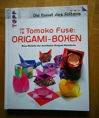 Book: Origami-Boxen (modular.dodecahedron) Tags: book tomokofuse