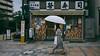 // rebuild it all (pnwbot) Tags: 東京 日本 tokyo japan umbrella geometry lines shapes order