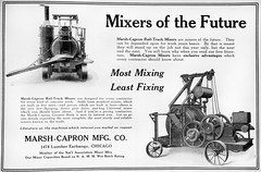 Engineering Record 20 (en tee gee) Tags: cementmixer old 1916 ad engineering
