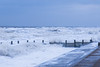 The raging North Sea (Geordie_Snapper) Tags: bacton bactonholiday canon7d2 canon2470mm coldday eastanglia holidaybacton march sea seawall