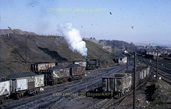 JMB T58 47 Kirkconnel Fauldhead Colliery NCB 0-4-0ST No.3 Barclay No.1382 of 1914 12041968 (Ernies Railway Archive) Tags: kirkconnelstation fauldhousecolliery ncb gswr lms scotrail