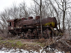 Abandoned (Robby Gragg) Tags: nsw northwestern steel wire 080 05 gal