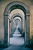Florence in February (Camera Freak) Tags: 180217londonitaly leica 2018 florence italy february italia firenze arch archway building architecture path converginglines repetition leicam10 50mm summilus