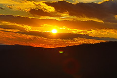 Sunset in the Clouds (bbosica20) Tags: