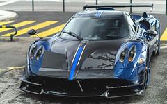 Macchina Volante (Beyond Speed) Tags: pagani huayra bc huayrabc supercar supercars cars car carspotting nikon carbon v12 blue spoiler automotive automobili auto automobile geneva geneva2018 hypercar limited