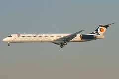 EP-CPD - MD-83 - Caspian Airlines (Rui _Miguel) Tags: epcpd md83 thr oiii caspianairlines tehran