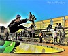 404. CITY VIBES: Skateboarding Championships (Meili-PP Hua 2) Tags: streetphotography skateboarding championships internationalskateboardingcompetition2018 skateboardingchampionships people sport actionshot sports skatingsports skating spectators skatingrink skateboard streetpics