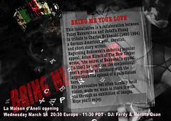 Wednesday March 14 20h30 Europa- 11:30 AM SLT (Tutsy. Navarathna) Tags: flyer exhibition secondlife bukowski tutsynavarathna jadeyufhang
